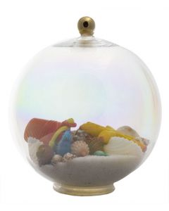 VIS101 - GLASS BEACH BALL